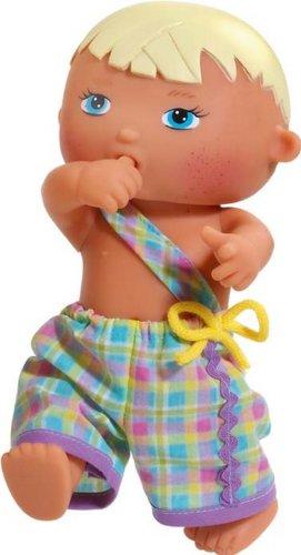 Paola Reina - Eliseo, muñeco bebé de vinilo, 22 cm (03568)