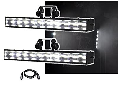 2 x Acme LED Strobostrip Strobe Blinder Batten Light Effect DJ Disco by Acme
