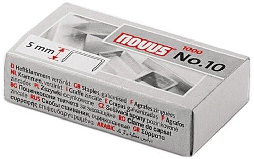 Novus 040-0003 HK NO.10 a 1000 Stk.(040-0003)