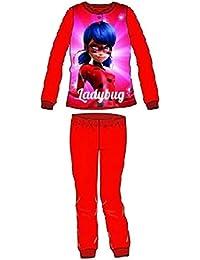 Pijama manga larga Ladybug Talla 6 años