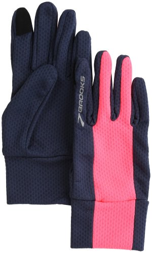 brooks-guantes-de-running-para-hombre-color-multicolor-talla-uk-talla-7-to-8