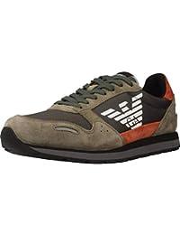f1ff70d4a8f Calzado Deportivo para Hombre, Color marrón, Marca EMPORIO ARMANI, Modelo  Calzado Deportivo para