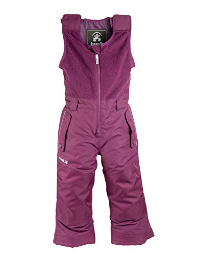 Kamik Kinder Winter Kinderhose, dk Purple, 80   00056551190899