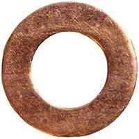 Junta plana de cobre, anillo de sellado según DIN 7603 C