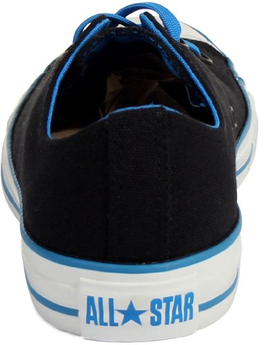 Converse , Baskets pour femme Black/White/Blue