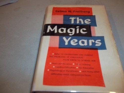 The Magic Years Selma Fraiberg Pdf