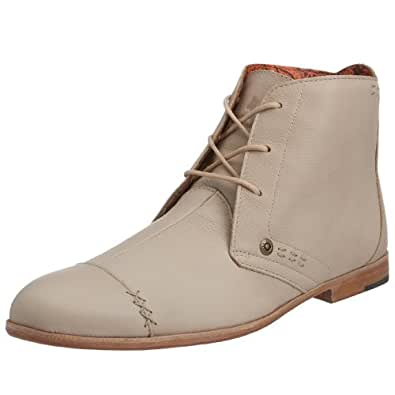 J Shoes Balmoral 35357, Bottines homme - Crème-TR-L4-14, 44.5 EU / 10 UK