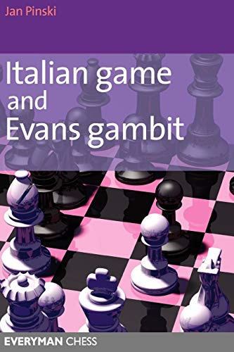 Italian Game & Evans Gambit por Jan Pinski