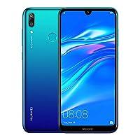 Huawei Y7 Prime 2019 Dual SIM 32GB 3GB RAM - Aurora Blue