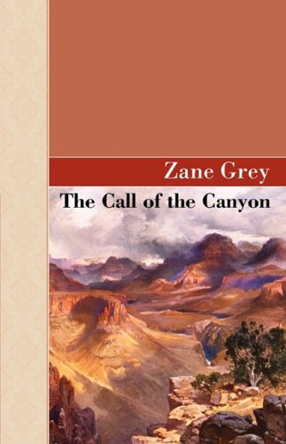 The Call of the Canyon Cover Image