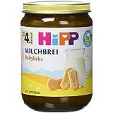Hipp Milchbrei Babykeks, 6er Pack (6 x 190g)