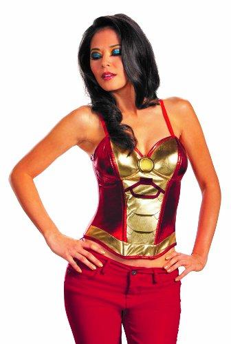 �Mark 42Bustier Sexy Kostüm für Erwachsene, 55688E ()