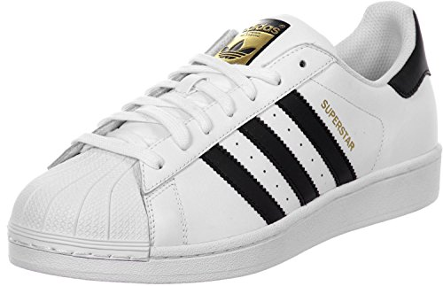 adidas White Superstar J (C77154) 40 -