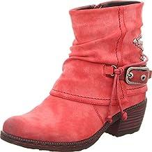 3652926f40 Suchergebnis auf Amazon.de für: rote stiefeletten - Rieker