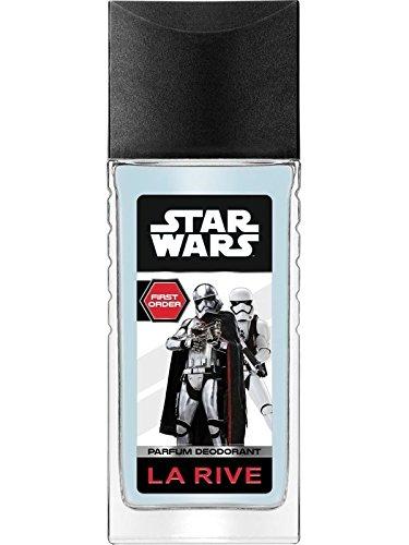 La rive Star Wars First Order profumo deodorante spray deo Spray bambini, 80ml