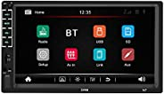 N7 Car Radio 7inch Bt Stereo Multimedia Player Touched Screen Autoradio FM AUX Audio HeadUnit MP5 Player Steer