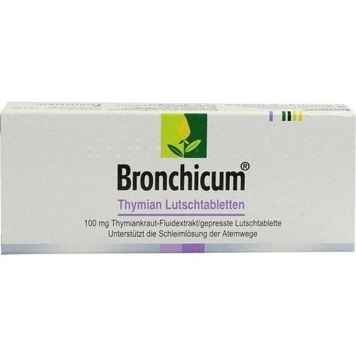Bronchicum Thymian Lutschtabletten, 20 St