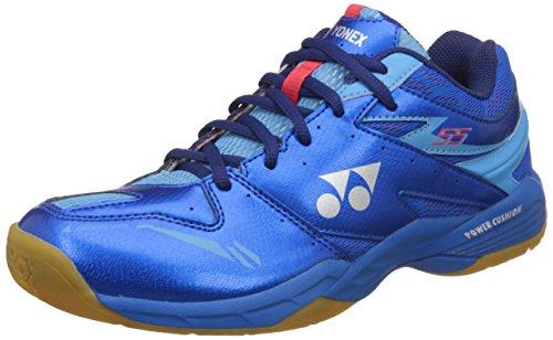 """Yonex """"Power Cushion35"""" Badmintonschuhe für Herren, Herren, SHB 55, blau, 8 UK"""