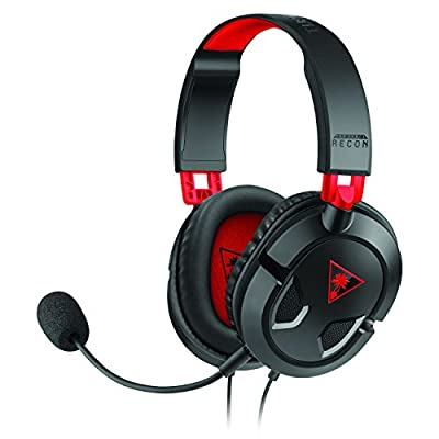 Turtle Beach Recon 60P Amplified Stereo Gaming Headset