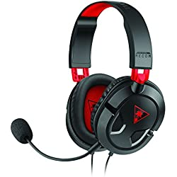 1 de Turtle Beach Recon 50 - Auriculares gaming para PC, Nintendo Switch, PS4 y Xbox One