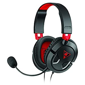 Turtle Beach Recon 50 Stereo Gaming Headset PC, Nintendo