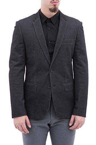 ANTONY MORATO - Giacca blazer uomo slim fit mmja00235/fa100111 50 (l) nero
