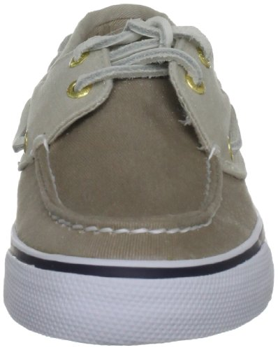 Sperry Top-Sider Bahama 2-eye, Damen Schnürhalbschuhe Braun (Stone/Light Pink)