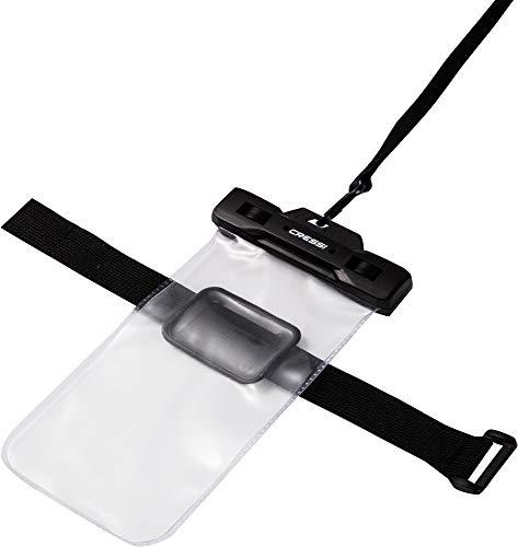 hone Waterproof Bag Wasserdicht Tasche Smartphone, Schwarz, Uni ()
