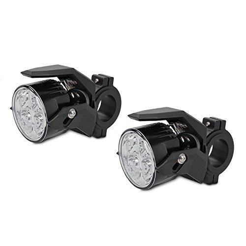 Preisvergleich Produktbild LED Zusatzscheinwerfer Suzuki Intruder VL 800 VL800 Volusia Lumitecs S2 E-Zulassung