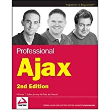 Professional Ajax (Programmer to Programmer) (Paperback) - Common