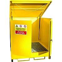 Yellow Shield 165340 - Tapa para tambor