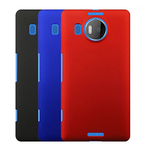 3-in-1-set-dolextech-gel-case-cover-for-microsoft-lumia-950-xl-smartphone-nero-blu-rosso
