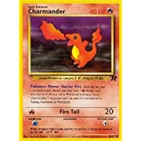 Charmander - Team Rocket - 50 [Toy]