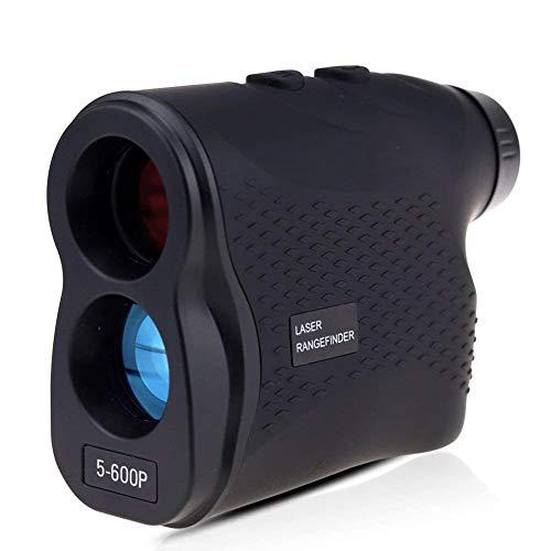 SPORS Jagd 600M Entfernungsmesser-Teleskop tragbares HD-Entfernungsmessgerät