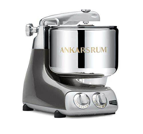 Ankarsrum 6230 BKC Assistent Orginal Basis Küchenmaschine Black Chrome