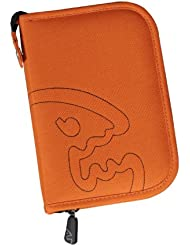 iQ-Company Logbook XS Bites - Diario de buceo, color naranja, talla única
