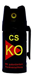Ballistol KO CS Verteidigungssprays, 40 ml, 24220