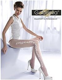 Hochzeit Damen Strumpfhose Charme 05 von Gabriella