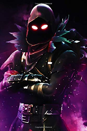 Fortnite - Raven Don't Care Notebook: Sermon Notes Journal for Church Note-Taking