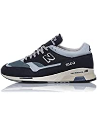 9943f9e1f5f2d New Balance 1500 Anniversary Pack Made in England M1500OGN Navy Grey