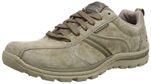 Skechers SuperiorAbrasive Herren Sneakers Braun (LTBR)
