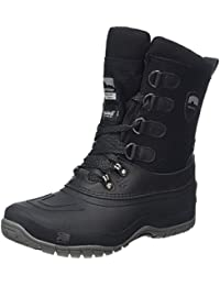 Karrimor Valerie 3 Womens Boots Black/Black - Black/Black - UK Sizes 3-8