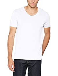 SELECTED HOMME Herren T-Shirt Shnnewmerce Ss O-neck Tee Noos