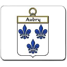 Aubry Famille Crest armoiries de souris