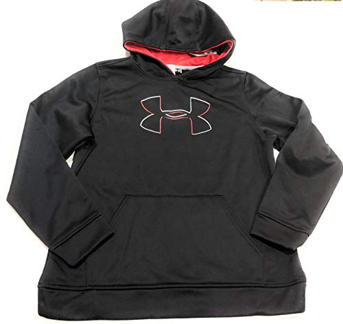 Poly Hoody (Under Armour Boy`s Hustle Poly Hoody)