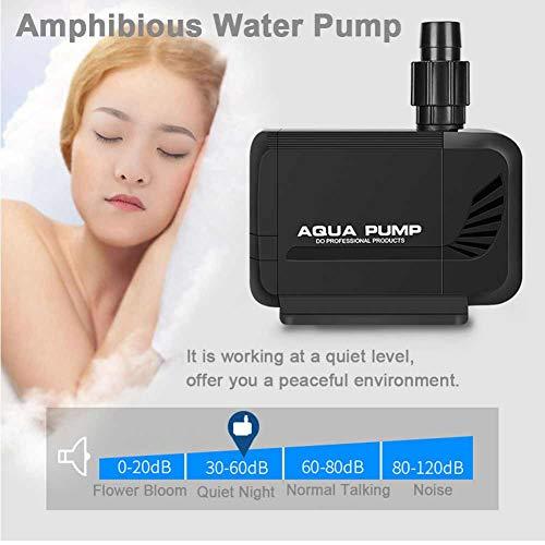 Zoom IMG-3 yostar pompa sommergibile acquario ultra