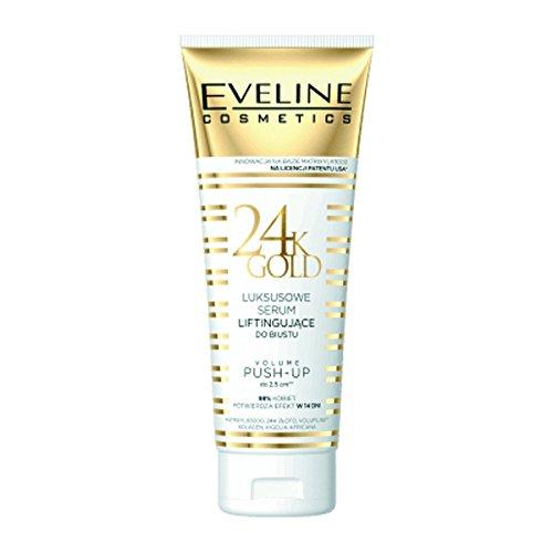 Eve Line 24K oro Luxus Slim Push Up Pecho Ampliación Crema 250ml
