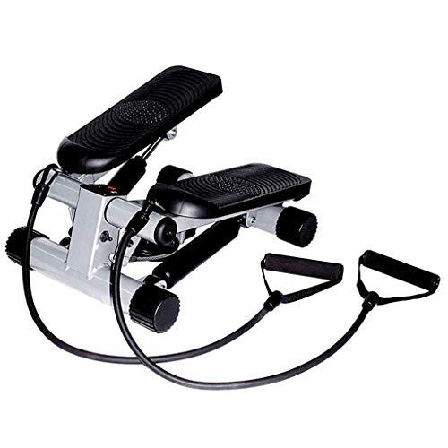 Stepper Professionelle Walker Indoor-Trainer Mute Multifunktions-Laufband faul Gewichtsverlust Maschine, for Übung (Color : Black, Size : 32 * 40 * 35cm)