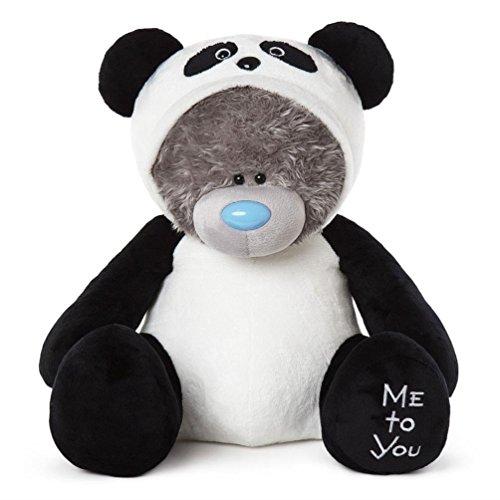 "Me to You 24"" Large Animal Onesie Bear Dressed as Panda"