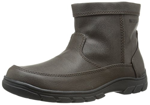 Florsheim Kids Trektion JR SZ Waterproof Boot (Little Kid/Big Kid) Brown